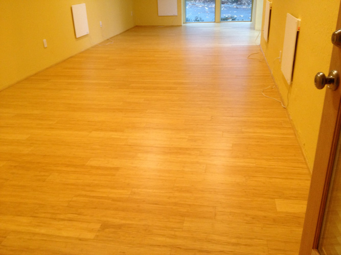 Bamboo 01 1 Drop And Lock Pre Finished Bamboo Flooring As A